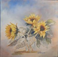 Sunflower in Oil